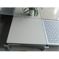 Wholesale Anti Static Indoor Computer Room Raised Floor Systems , Access Computer Floors from china suppliers
