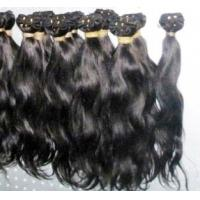 Wholesale Black remy weft human hair curly wigs with new style from china suppliers