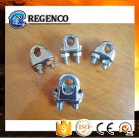 China Wire Rope Grips U.S. Type/ Wire Rope Clips /Wire Rope Clamps on sale