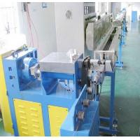 Buy cheap wire extrusion machine silicone cables and wires production machine from wholesalers