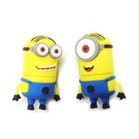 Buy cheap Minions shaped usb custom memory from wholesalers