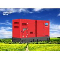 Wholesale 1500 rpm 50HZ  Rental Diesel Generating Set Power 80KW / 100KVA from china suppliers