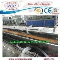 Wholesale 37kw Motor Conical Double Screw Extruder WPC Profile Extrusion Machine from china suppliers