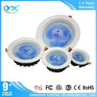 Wholesale CRI >80 interior Round 3D LED Downlight Recessed Aluminum Housing from china suppliers
