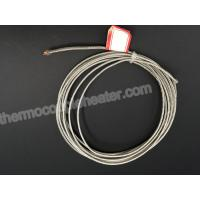 Wholesale Type K Flat Fiberglass Insulation Thermocouple Compensating Cable With Nickel Plated Copper Braided from china suppliers