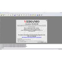 Wholesale Newest Vediamo 5.0.4 version factory developer software hdd for MB star SD4 SDconnect c4 from china suppliers