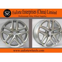 Wholesale Aluminum Alloy Replica Ford Focus Wheels 15x6.0 With OEM Caps from china suppliers