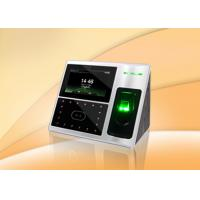 Quality Wiegand Biometric fingerprint access control system with facial recognition security for office for sale