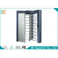 Wholesale Smart Electric Access Full Height Turnstiles Automatically Dual Passage OEM from china suppliers