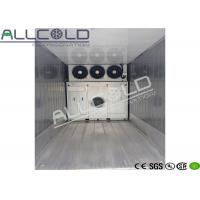 Wholesale Cucumbers Precooling Forced Air Cooler With Galvanized Steel Housing from china suppliers