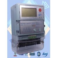 Wholesale 4 Programmed Channel 3 Phase Electric Meter / Prepaid Industrial Power Meter from china suppliers
