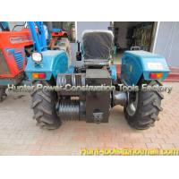 Wholesale Walking tractor Cable drum winch Cable Capstan Winches from china suppliers