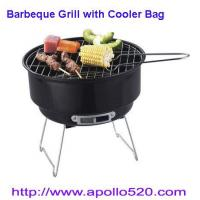 Buy cheap Barbeque Grill with Cooler Bag from wholesalers