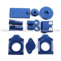 Wholesale CNC Milled  MX Bling Kit / Dirt Bike Spare Parts Yamaha WRF450 from china suppliers