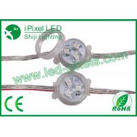 Quality 30Mm 12v waterpoof micro mini digital rgb LED pixel lights in different styles for sale