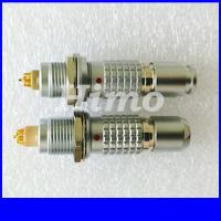 Wholesale best supplier wholesale push pull self-locking 2 Pin LEMO 1B Rapid Plug Lemo broadcast connector from china suppliers