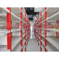 Wholesale Cold Rolling Steel Light Duty Racking System , Light Duty Shelving Units from china suppliers