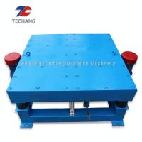 Wholesale Pavers / Casting Mould Concrete Vibrating / Vibration Table from china suppliers