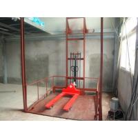 Wholesale Kasper Machine Room Freight Lift Elevator For Industrial Sales Field from china suppliers