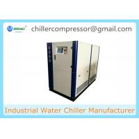 Wholesale 10 Tons -10C/-15C Glycol Water Cooled Chiller with Piston/Scroll Compressor from china suppliers