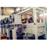 Wholesale 17mm - 6.8mm 300kw Metal rod wire continuous rolling mill with PLC control from china suppliers