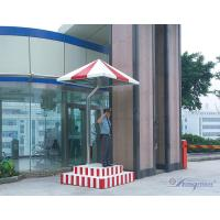 Wholesale Metal Stainless Steel Residential Security Guard Booths / Shack from china suppliers