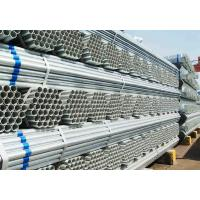 Wholesale High Density Metal Galvanized Conduit Pipe , Emt Electrical Conduit Tube from china suppliers