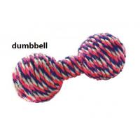 Wholesale Pet Washable Dog Chewing Toys Eco-friendly Double Rope Knot from china suppliers