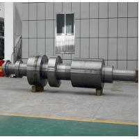 Wholesale 1000MW Forged Shafts 34CrNi3Mo Alloy Steel Steam Turbine Rotor Forging JB/T 1267-2002 from china suppliers