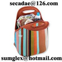Wholesale neoprene camping lunch bag from china suppliers