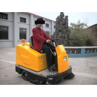 manual concret street sweeper