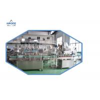 Wholesale Professional Oil Bottle Filling Machine , Edible Oil Packing Machine AC220V/50Hz from china suppliers