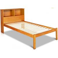 Wholesale Stylish Wood Frame Bed Wooden Beds With Storage Drawers Wooden Toddler Furniture from china suppliers