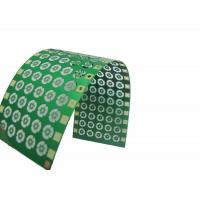 Wholesale Semi-Flex 2 Layers Prototype PCB FR4 With 0.3mm Thick , Proto Circuit Boards from china suppliers