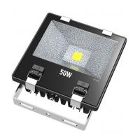 Wholesale Ultra Bright 50W COB Waterproof LED Flood Lights With Tempering Glass Cover from china suppliers