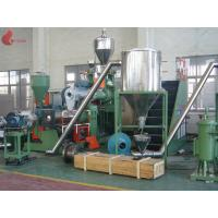 Wholesale PVC 220mm plastic pelletizing equipment / machinery 9Cr18MoV With 950HV - 1020HV Hardness from china suppliers