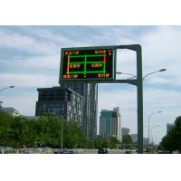 Wholesale Traffic Safety P16 LED Road Signs Solar Electrical Energy Generation from china suppliers