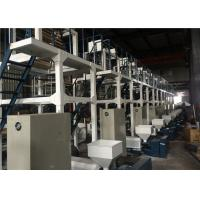 China LDPE HDPE LLDPE Blown Film Machine With Single Screw Extruder Automated on sale