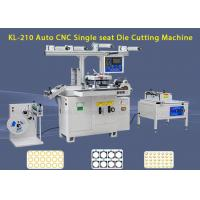 Wholesale Masking Adhesive Tape Label Die Cutting Machine With Hot Stamping Function from china suppliers