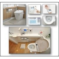 Wholesale Eco-friend bathroom electronic ceramic intelligent toilet smart water closet from china suppliers