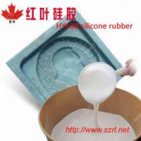 China Mold making plaster casting Silicone Rubber on sale