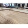Buy cheap 3 layers Oak engineered wood flooring with 3 strips top layers veneers from wholesalers