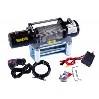 Wholesale Single Line 2000-9500 Lbs Portable Atv Winch 24v / 12v Electric Winches For Atv from china suppliers