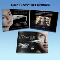 Wholesale 5 Inch Battery Operated Calendar Promotional Video Card Brochure 480*272 from china suppliers