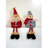 Wholesale Stuffed Christmas Hanging elf toy for christmas decoration from china suppliers