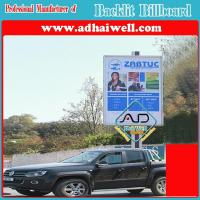 Wholesale Flex Tension Frame Cover LED Backlit Billboard from china suppliers