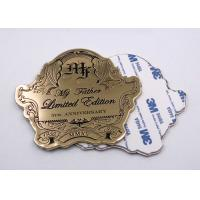 Wholesale Heat Resistant Colth Embossed Metal Tags And Plates Copper For Decoration from china suppliers