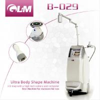 Wholesale High intensity focused ultrasound slimming machine for body shape ultrashape hifu machine from china suppliers
