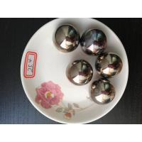 Wholesale Zinc alloy housing large steel balls For Rolling Body In Bearings Φ 25.4mm from china suppliers