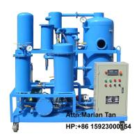 Wholesale High Vacuum Hydraulic oil filtration Equipment for Dehydrate and degas from china suppliers